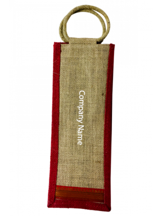 Jute Bottle Bag 01