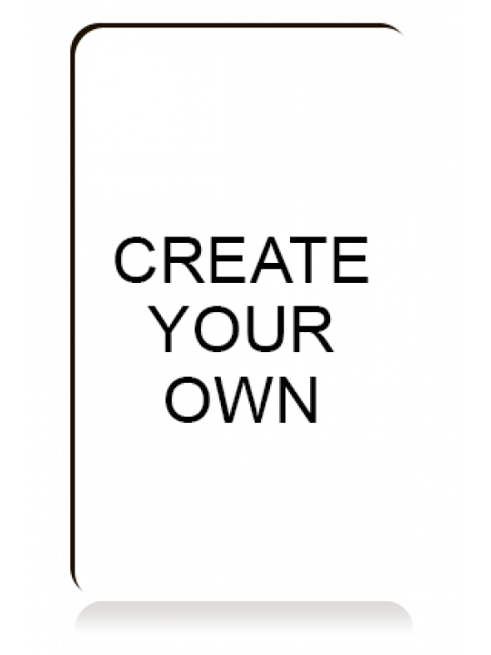Create Your Own Portrait MDF Magnet