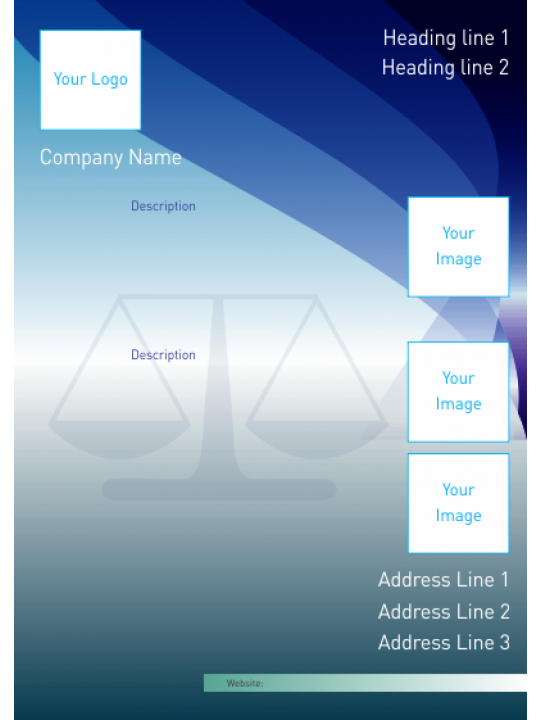 Justice Law Poster