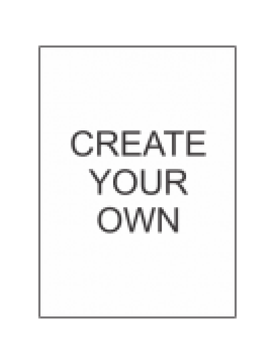 Create Your Own Poster