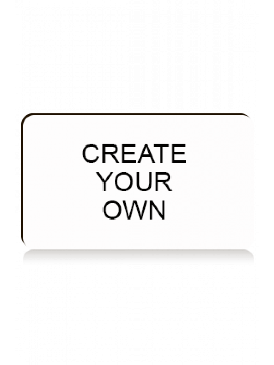 Create Your Own Landscape MDF Magnet