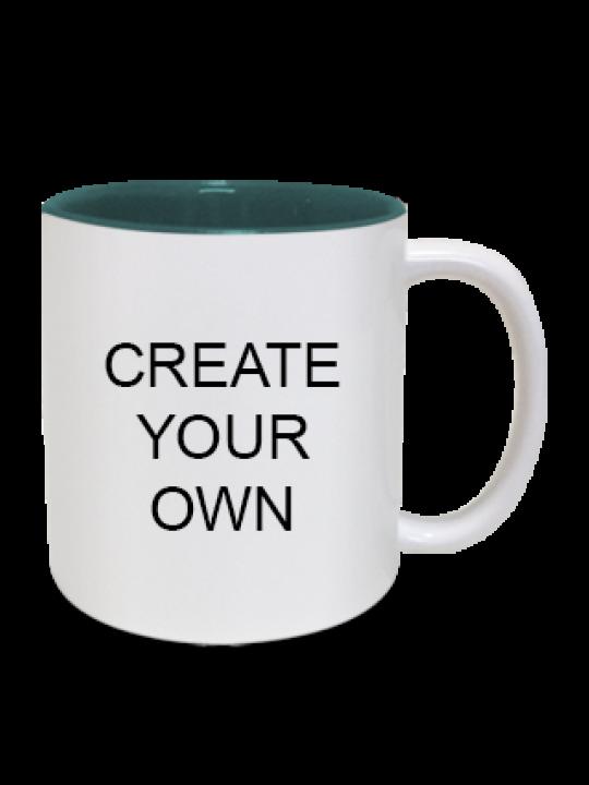 Inside Green Mug -Business