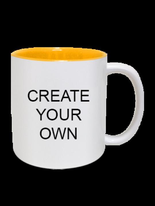 Inside Yellow Mug - Business