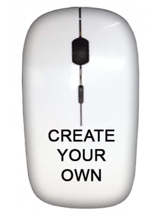 Create Your Own Wireless Mouse