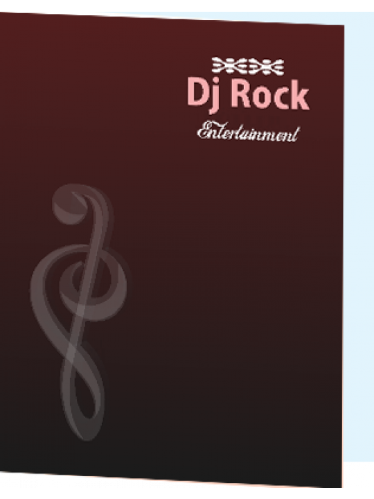 Beautiful  Music Industry Folder