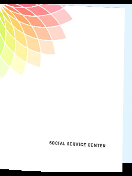 Service NGO Folder