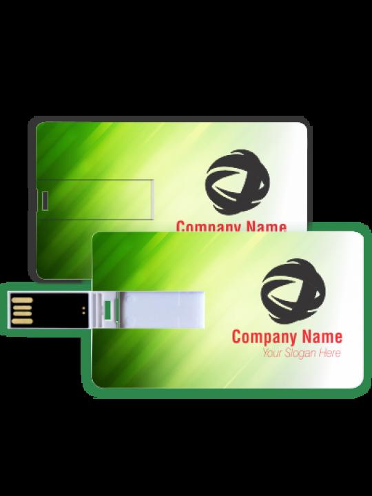 Designer Green Notes Business Pen Drive (8, 16, 32 GB)