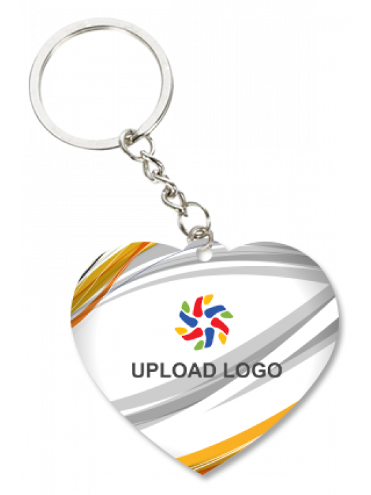 Premium Classy Heart Key Chain
