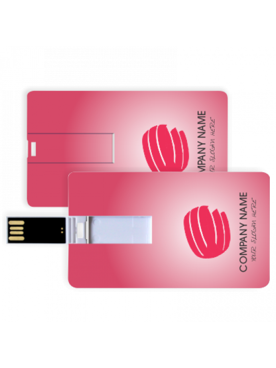 Promotional Baby Pink Business Pen Drive (8, 16, 32 GB)