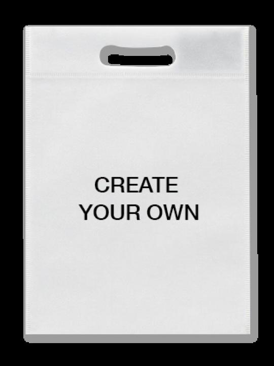 Non Woven D-Cut Utility Bag