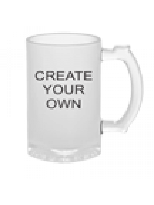 Frosted Beer Mug - Business