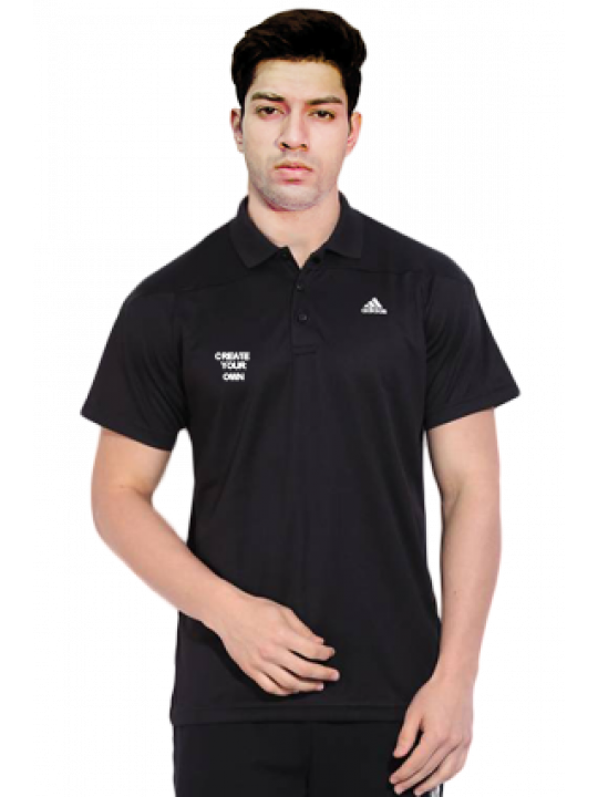 Amazing Adidas - Create Your Own Black T-Shirt