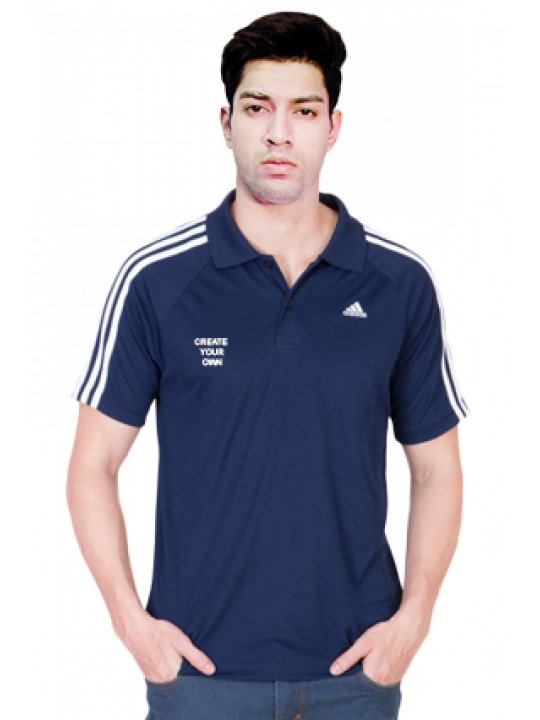 Adidas - Create Your Own Collegiate Navy T-Shirt