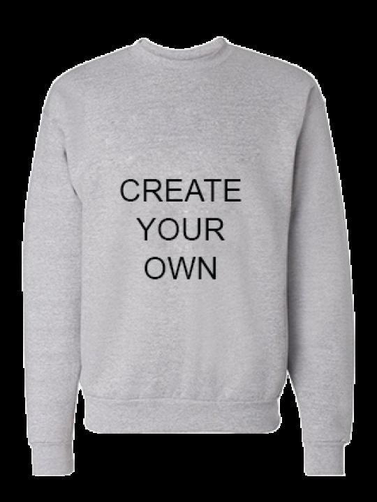 Sweatshirt (Gray)- Business