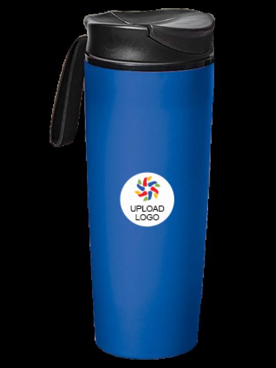 Upload Logo Chipkoo Bottle H78 Blue