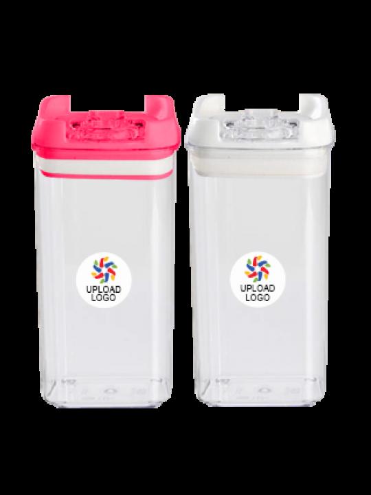 Upload Logo Airtight Container H106