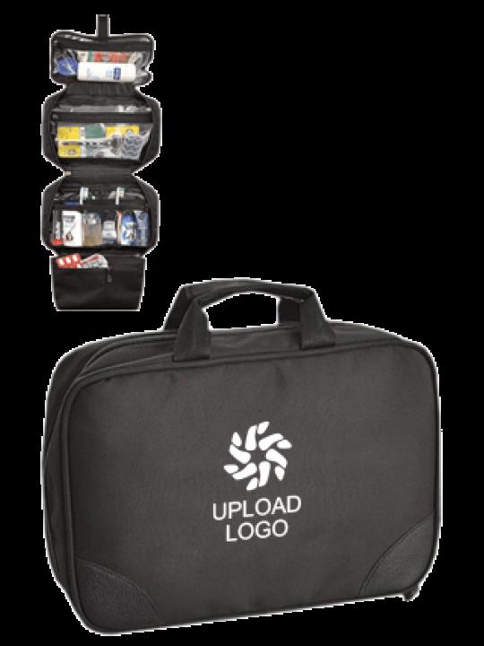 Upload Logo 4 Layer Toiletry Kit E-122