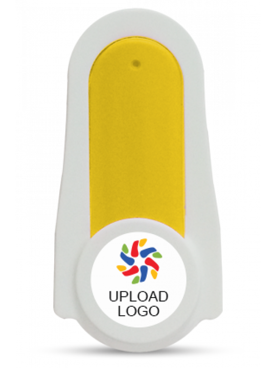 Upload Logo Dilbert Style Mobile Stand E-164