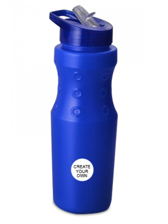Create Your Own Ringo Water Bottle H76 Blue