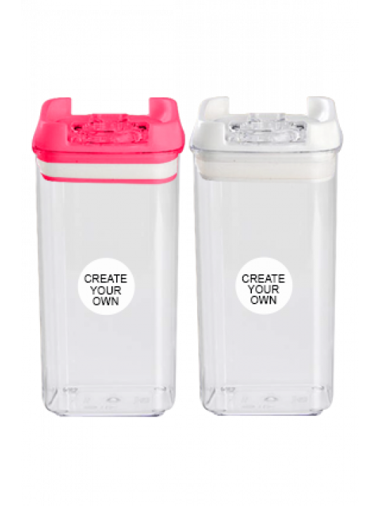 Create Your Own Airtight Plastic Container H106