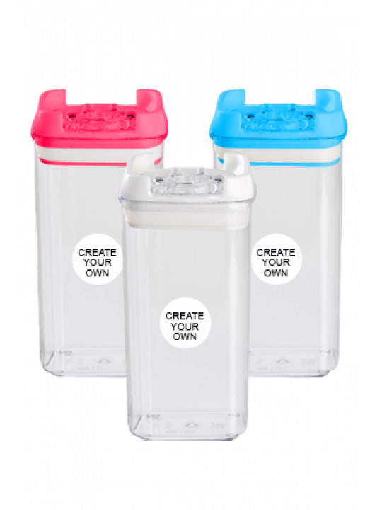 Create Your Own Airtight Container H107