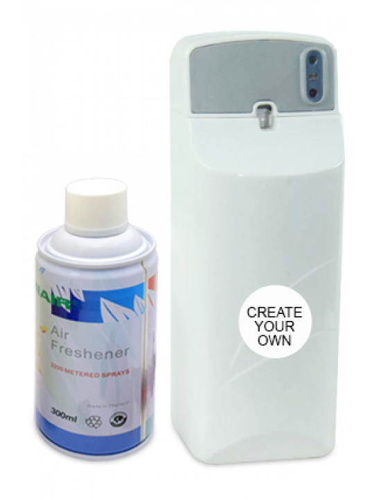 Create Your Own Auto Spray Room Freshener E-36