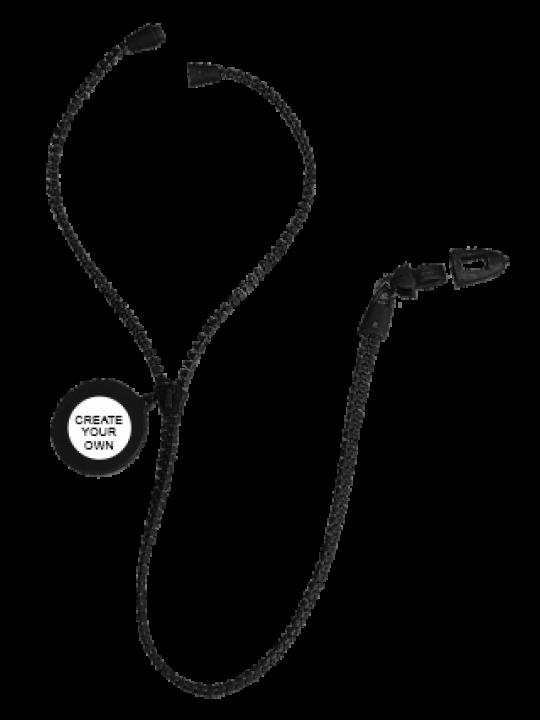 Design Your Own Zipper Lanyard E-99