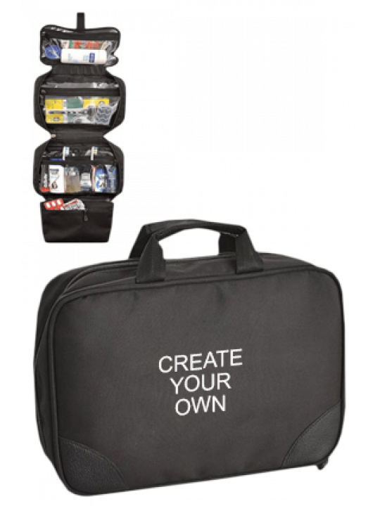 Create Your Own 4 Layer Toiletry Kit E-122