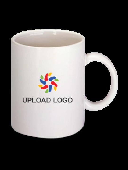 Upload Logo Coffee Mug