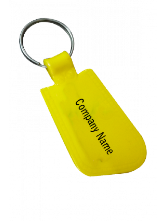 Promotional Videocon Platic Key Ring