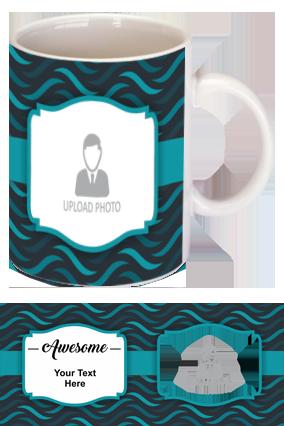 Awesome Personalized Designer Mug