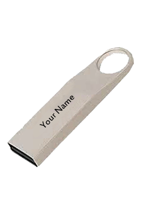 Hole 3 Metal Pen Drive