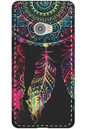 3D-Xiaomi Mi Note 2 Abstract Design Mobile Cover