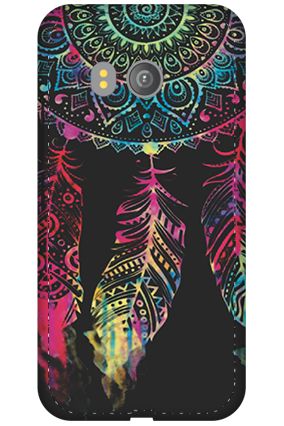 3D - HTC U11 Abstract Design Mobile Cover
