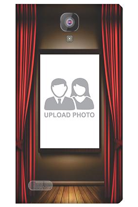 Curtain Xiaomi Redmi Note 4g Mobile Cover