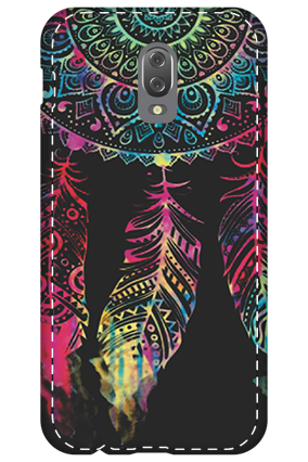 3D - Infinix Hot 4 Abstract Design Mobile Cover