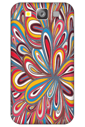 Samsung Galaxy S3 Floral Abstract Mobile Cover