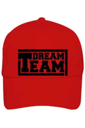Dream Team red Cap