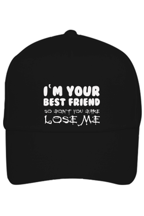 Friendship Day Best Buddy Cap with Name