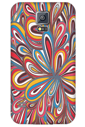 Samsung Galaxy S5 Mixed Art Mobile Cover