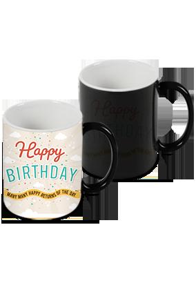 Wishes Black Magic Mug