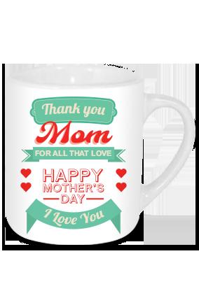 Mother Day Tea Mug