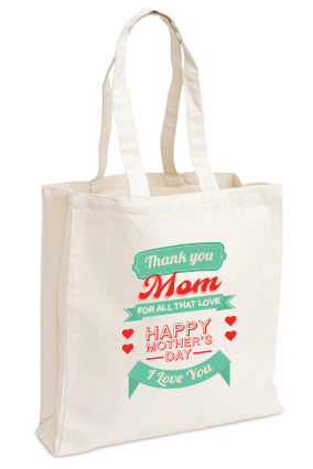 Amazing Thank You Mom Tote Bag