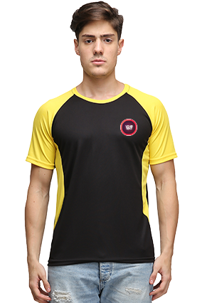 Effit Cool Black And Yellow T-Shirt