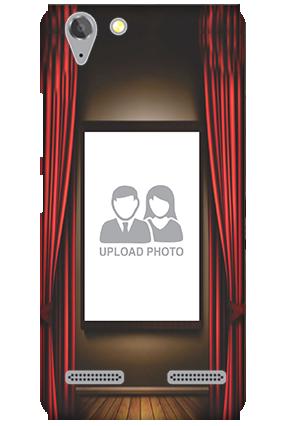 Curtain Lenovo Vibe K5 Plus Mobile Cover