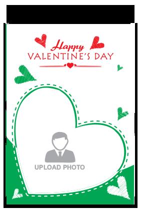Love-struck Valentine Day Greeting Card