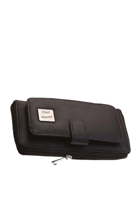 Personalized Leatherite Clutch GE-1142