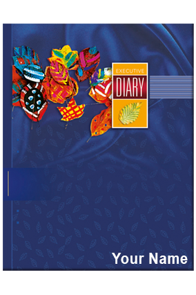 Exclusive Multicolor Diary 114 For Employee