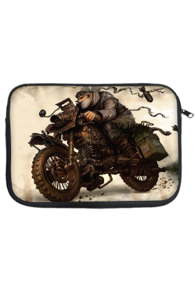 Bike Laptop Sleeve