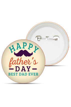Amazing Father's Day Badge